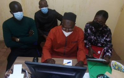 Déploiement du e-RCCM au TGI de Sédhiou