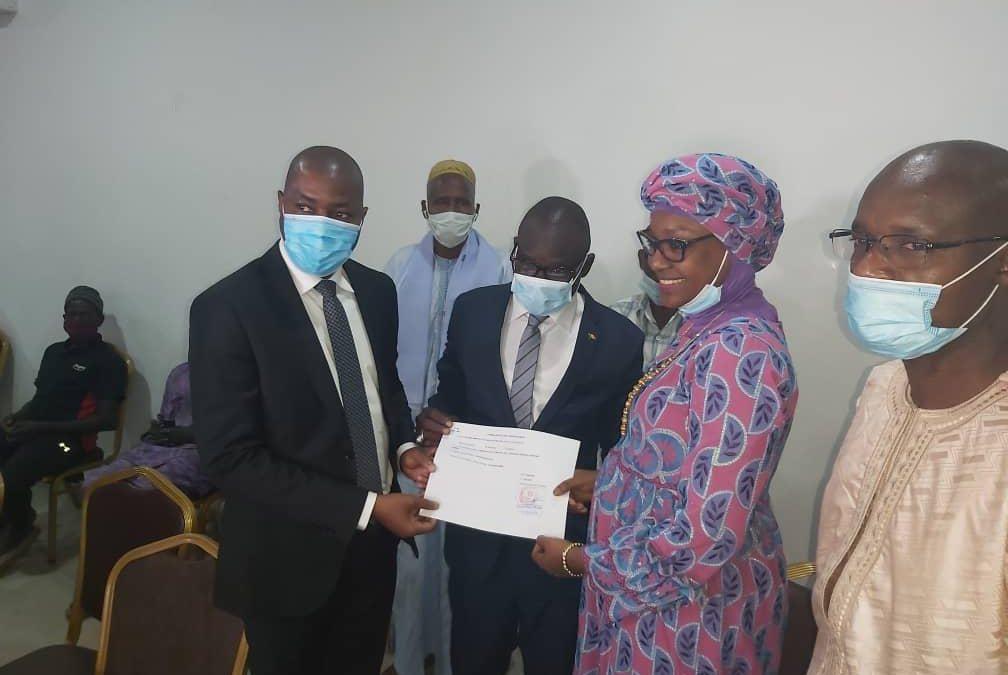 Déploiement du e-RCCM au TGI de Kédougou